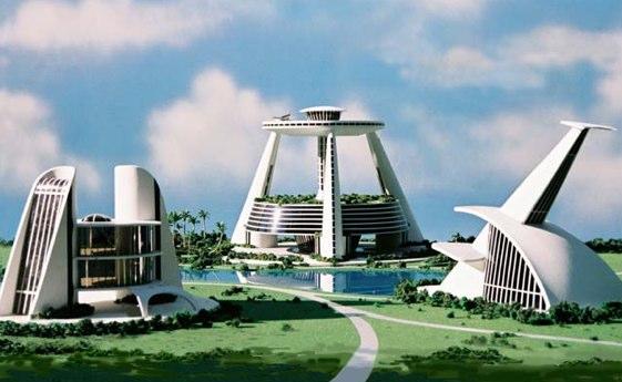 Future city schema
